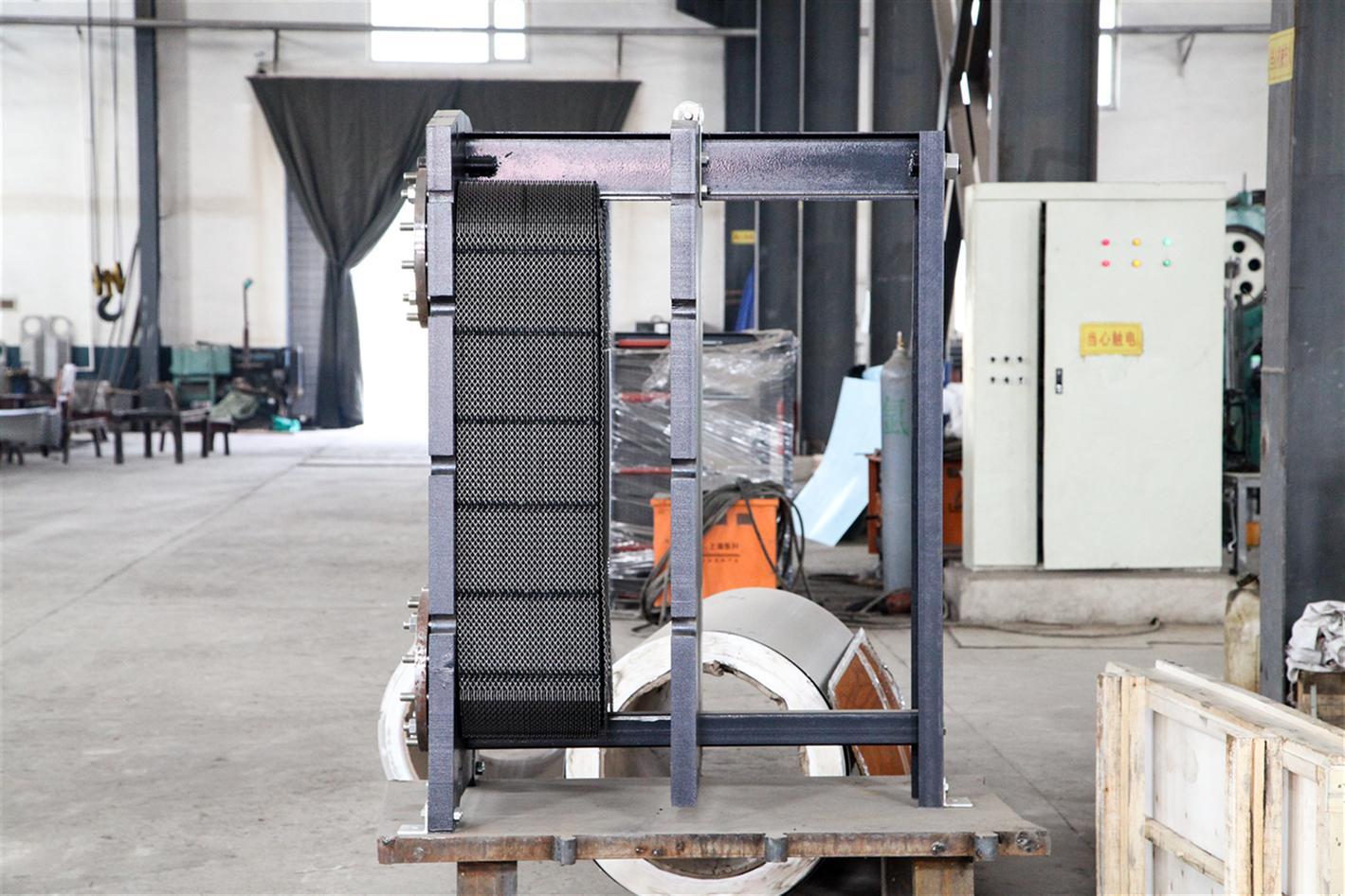 山東可拆式板式油冷卻器價格