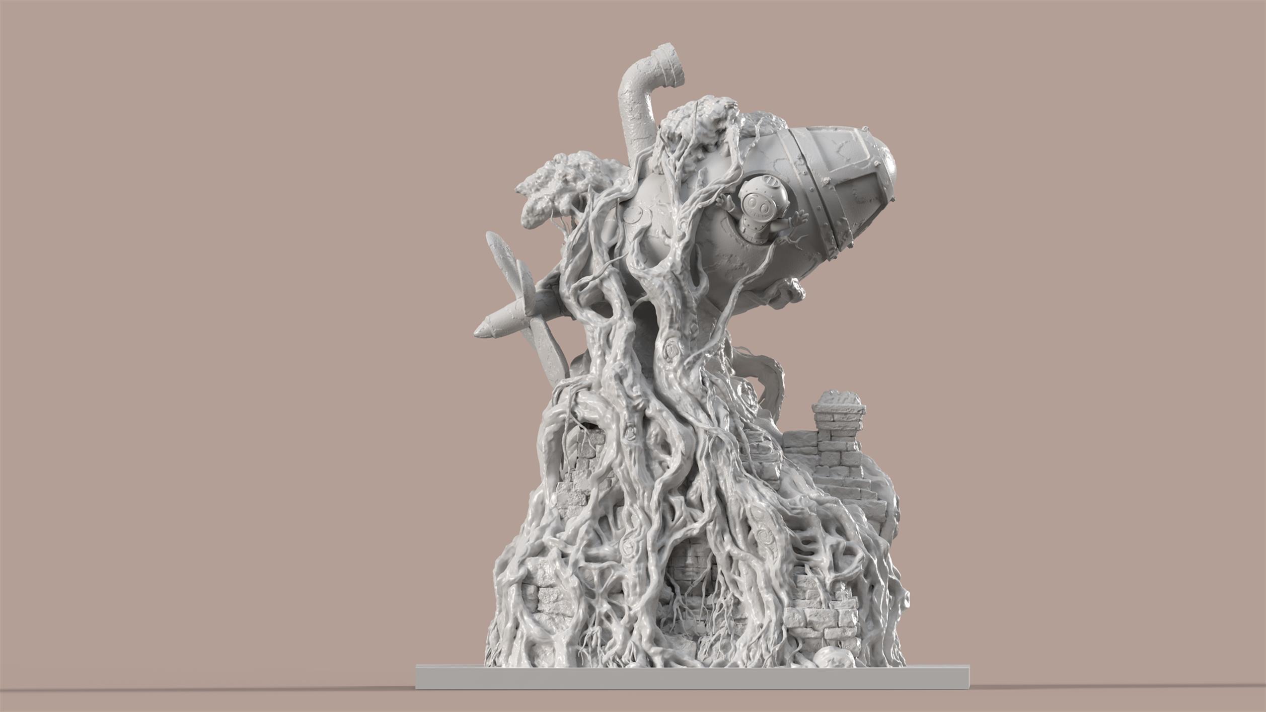 南阳3D建模生产