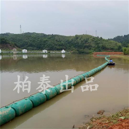 辰溪水库拦污浮体出售