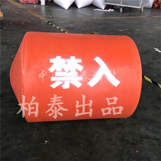 苏州湖泊警示浮筒加工