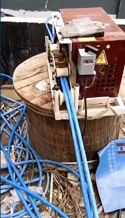 """庆阳小型遥控长云科技桥架电缆输送机河南话""""中""""的"""