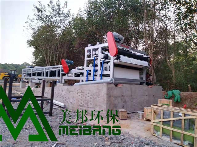 黄冈环保洗沙泥浆处理设备规格