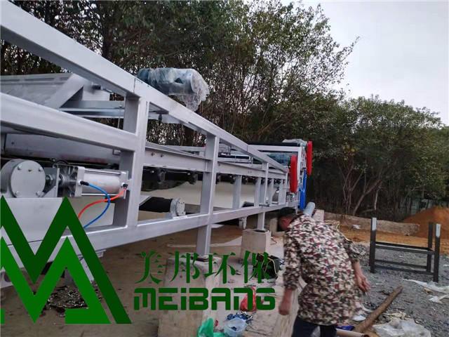 鞍山环保洗沙泥浆处理设备出租
