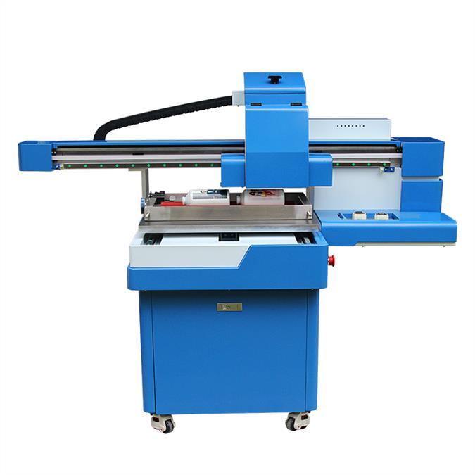 四川万能平板打印机白墨 亚克力打印机 无须制版直接打印