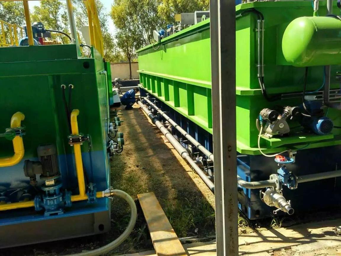宜春油基泥浆处理设备