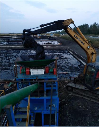 信阳油基泥浆处理设备生产商