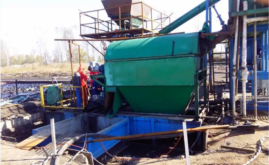 洛阳油基泥浆处理设备厂家直销