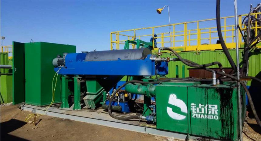 银川油基泥浆处理设备生产商