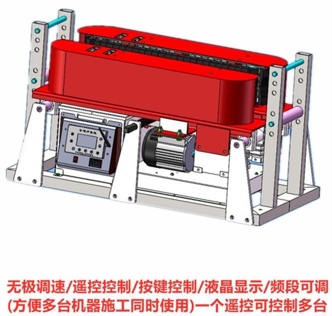 宝鸡桥架电缆输送机电缆敷设机厂家生产支持定制