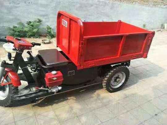 长沙1吨电动三轮车