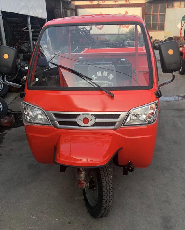 合肥柴油三轮车生产