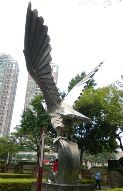 衡阳供应金属雕塑