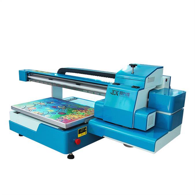 小型手机壳打印机喷头 无须制版直接打印