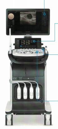 巢湖三星麦迪逊多普勒智能声诊断仪