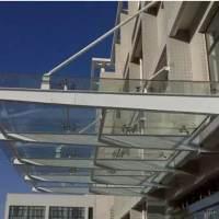 绵阳钢结构玻璃雨棚哪家好 钢结构雨棚 欢迎致电
