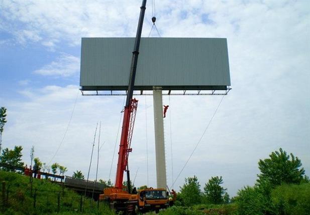 建设路广告公司