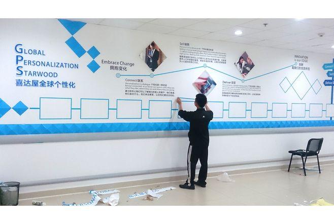 锦江广告安装工