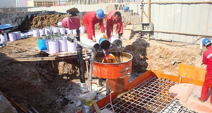 广州气石油管道环氧树脂灌浆料生产