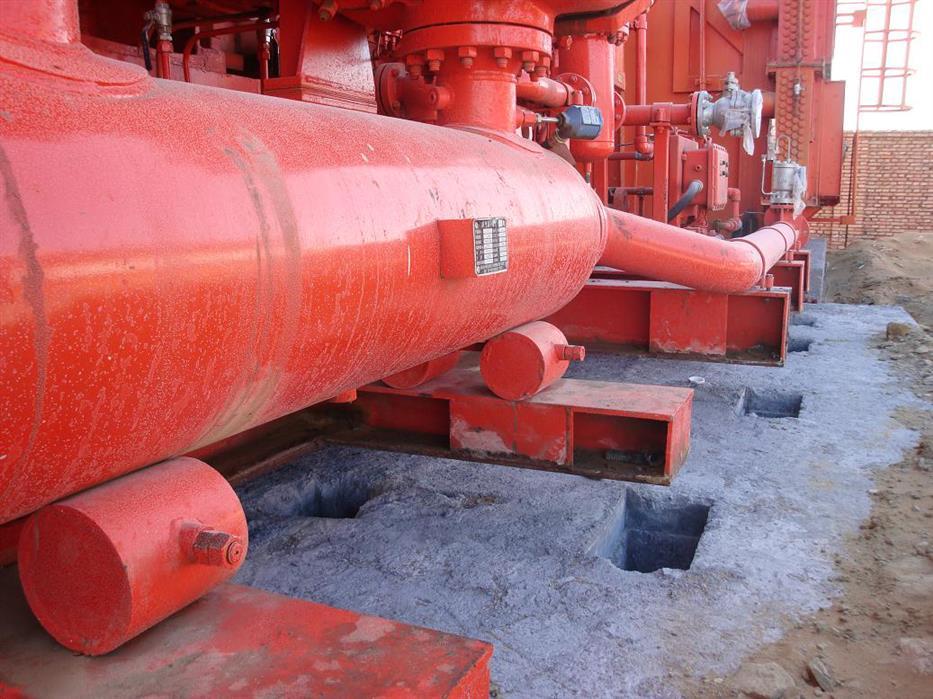 西安高强度环氧树脂灌浆料