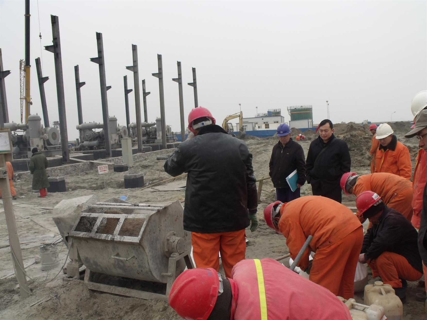 广州桥梁修复专用环氧树脂灌浆料生产厂家