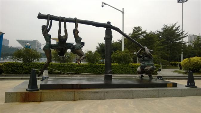 中山名人雕塑厂家