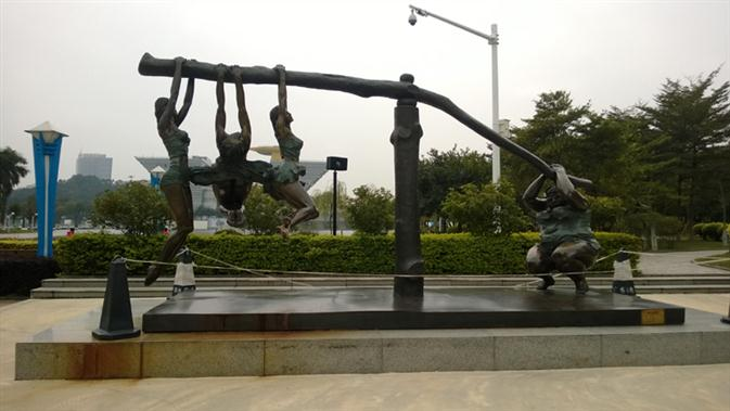 北海公园雕塑厂