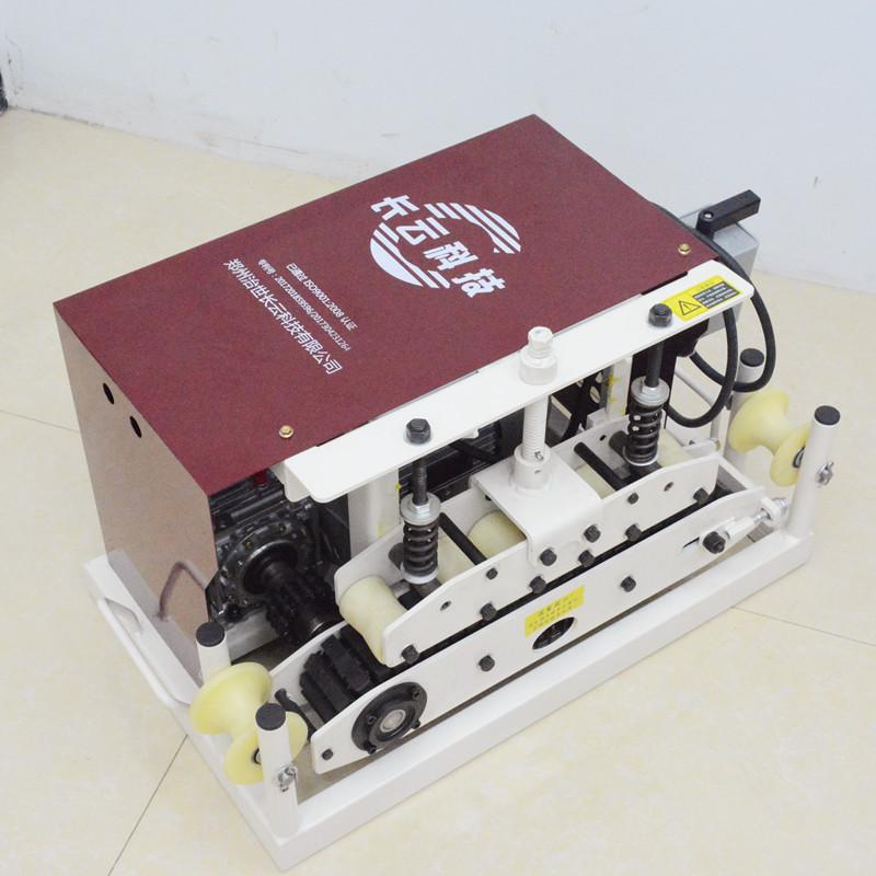 郑州遥控电缆输送机性能稳定可靠有质保