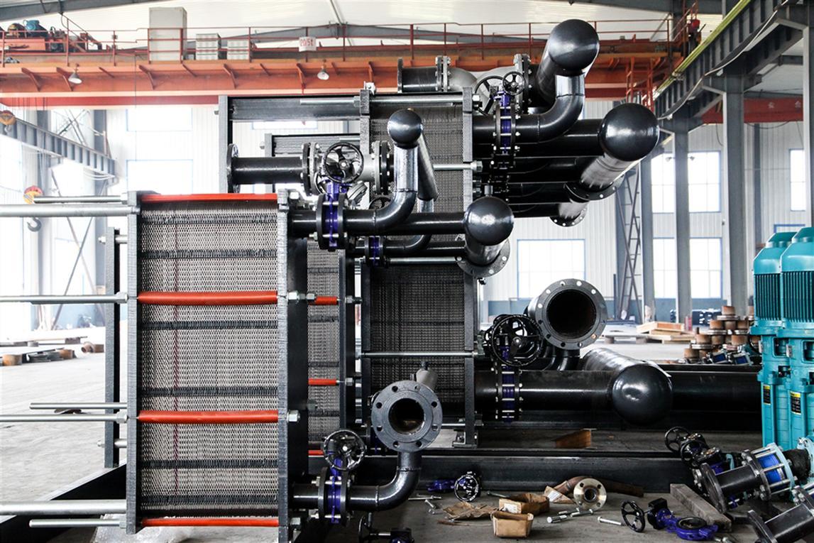 運城清洗板式熱交換器廠家