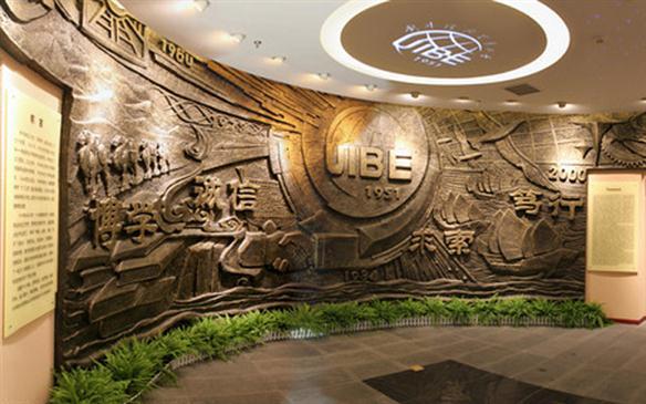广西校园浮雕制作