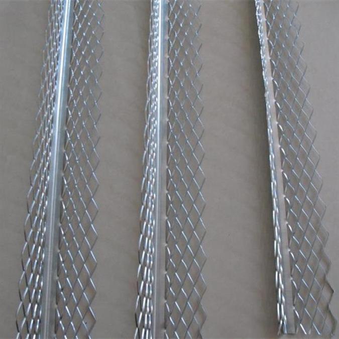 冲孔护角条供应商 拉网护角网 可加工定制