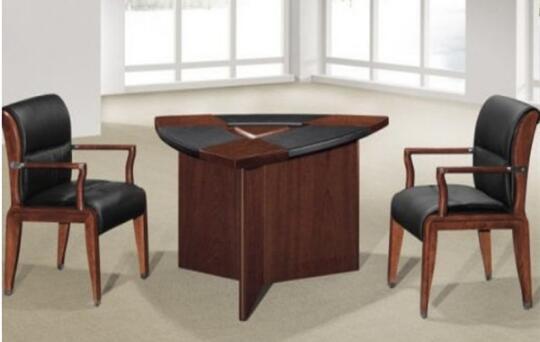 石家庄销售三角谈话桌询问桌价格