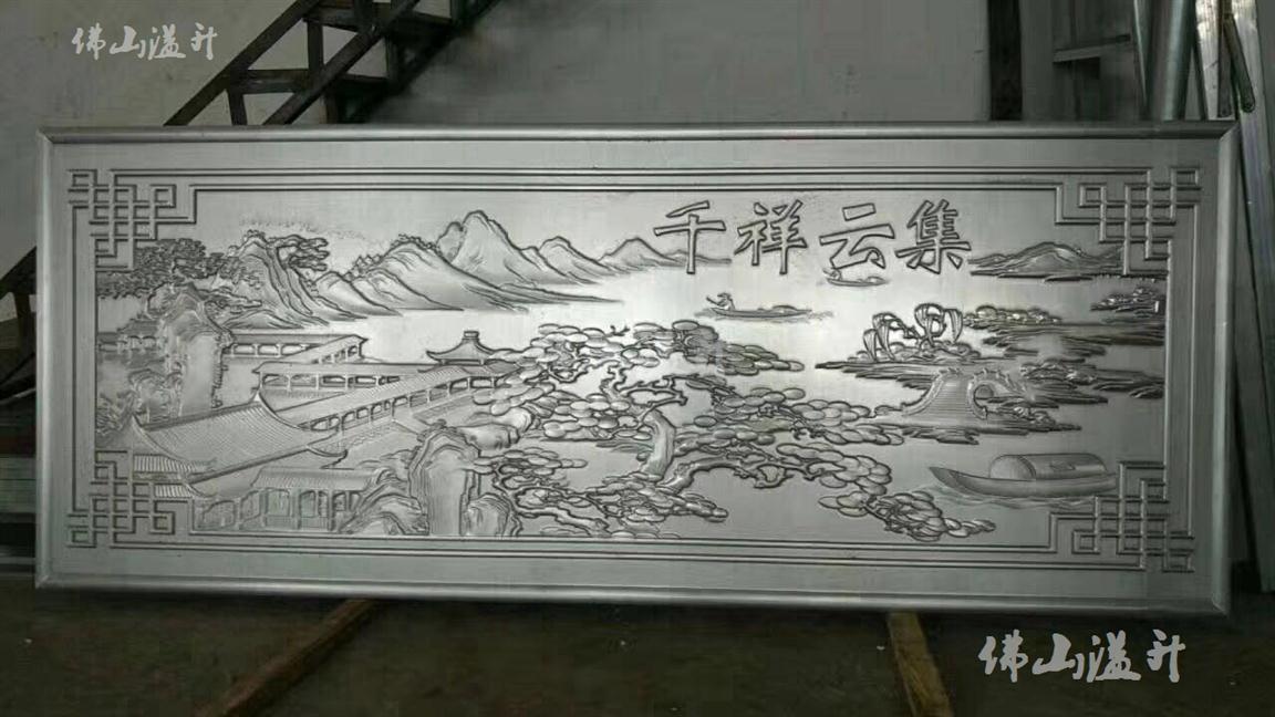 西安欧式立体壁画