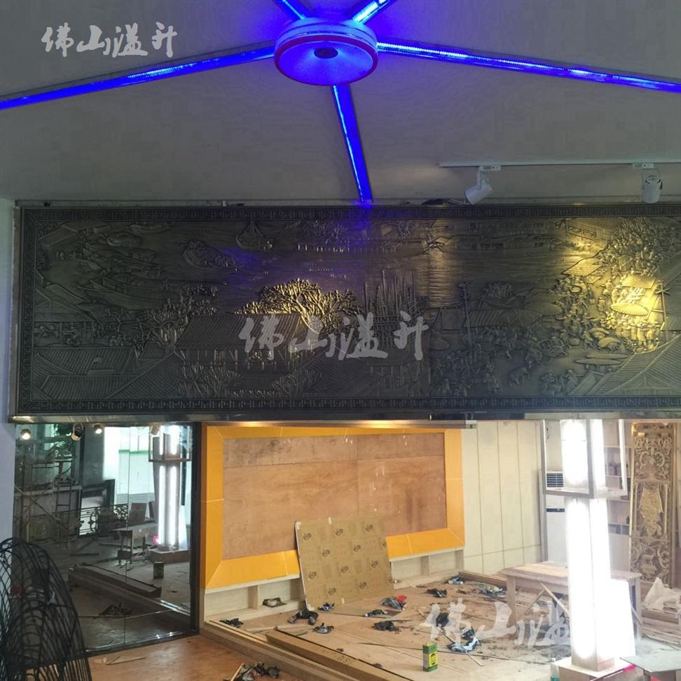 广州立体壁画报价