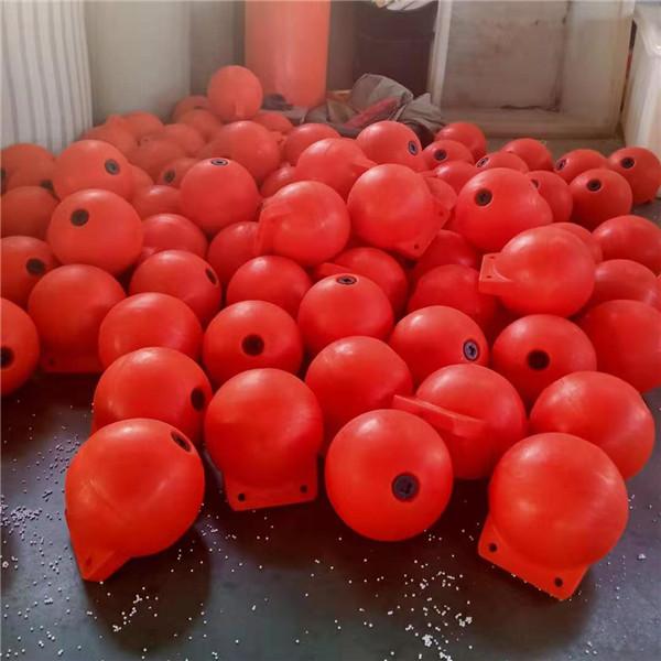 常州海面警示浮球价格