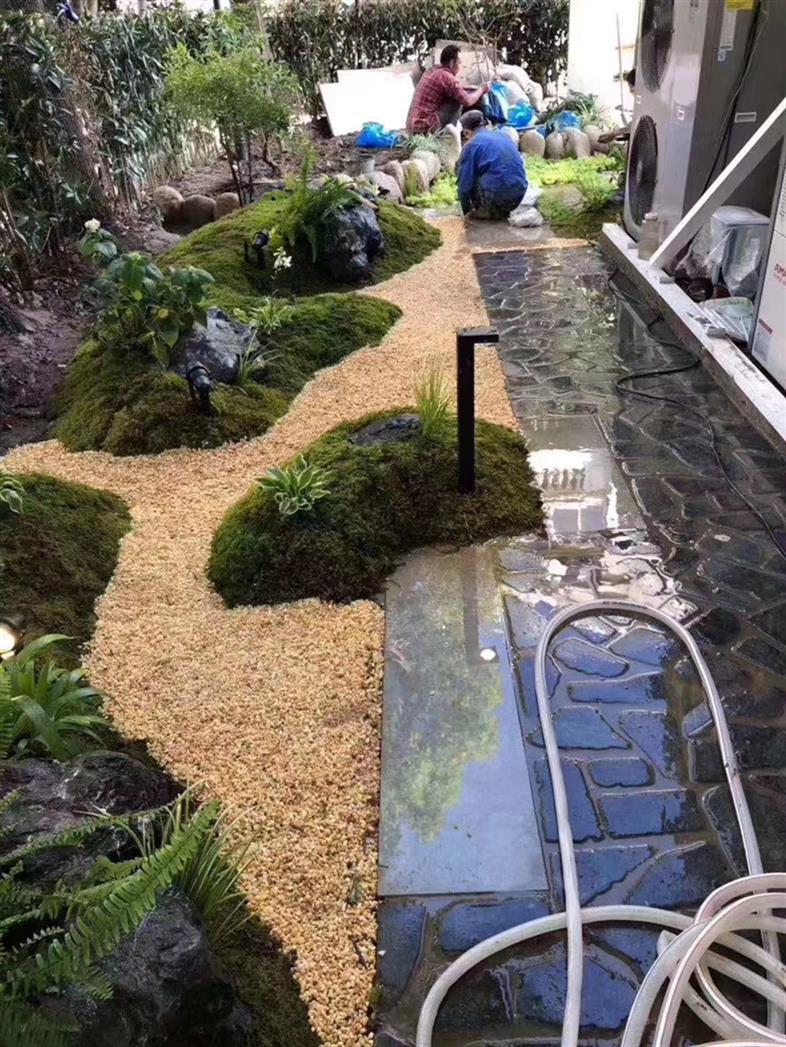 本溪正规园宿园艺庭院景观规格 私家花园设计 经验丰富