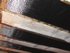 自流平水泥混凝土裂缝修补材料