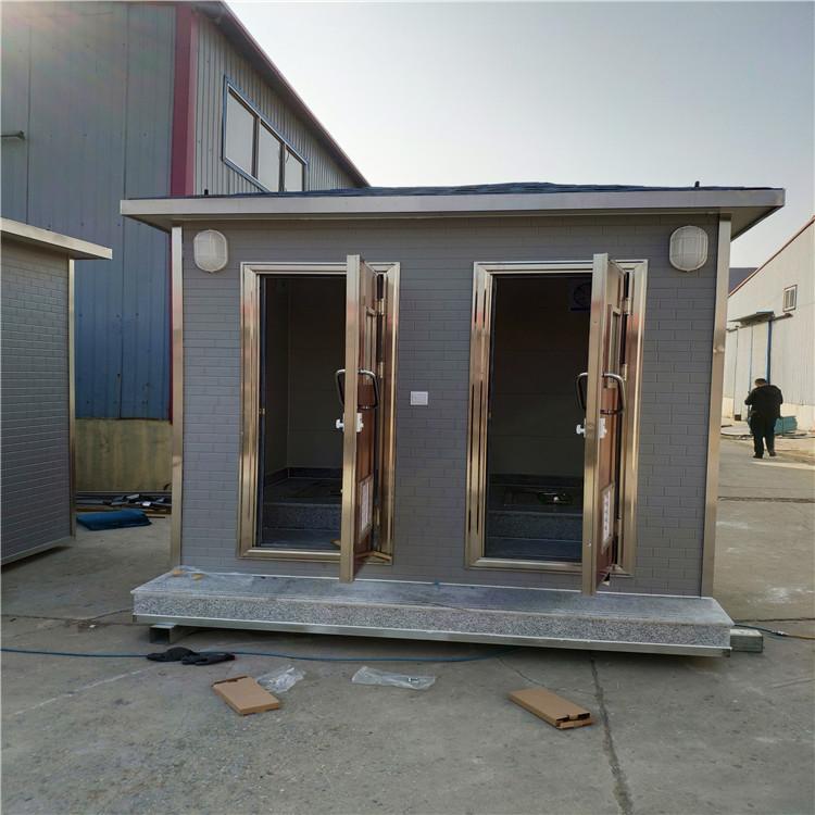 石家庄生态环保公厕规格