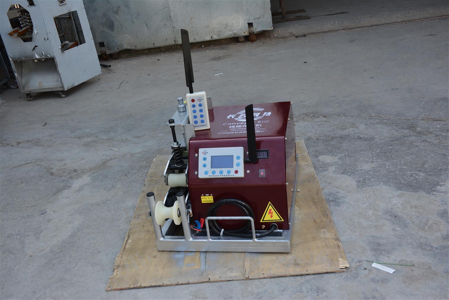 平凉化工厂专用电缆输送机桥架方便又耐用