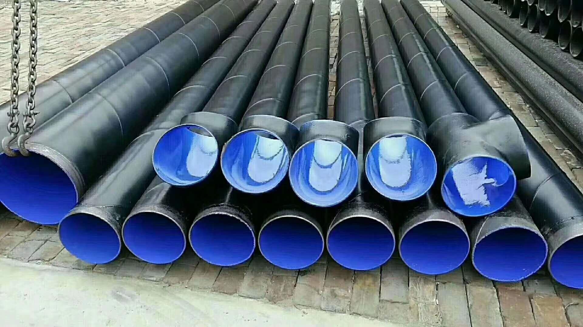 tpep防腐钢管保温钢管