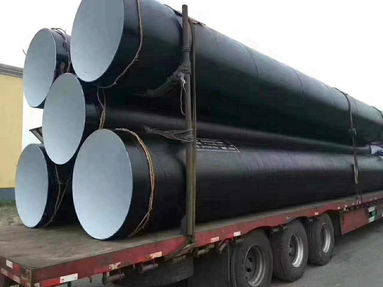 钢套钢蒸汽保温保温钢管