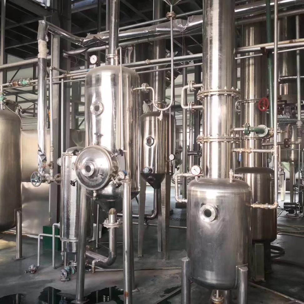 柳州回收二手化工厂设备
