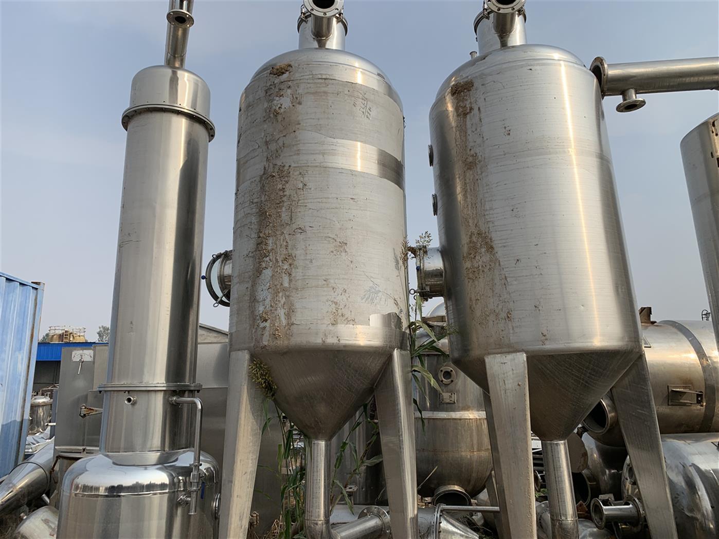 荆州二手双效蒸发器厂家