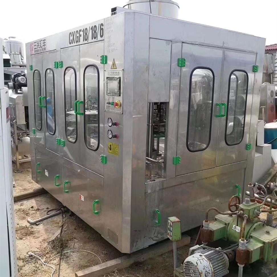 邢台回收二手灌装机
