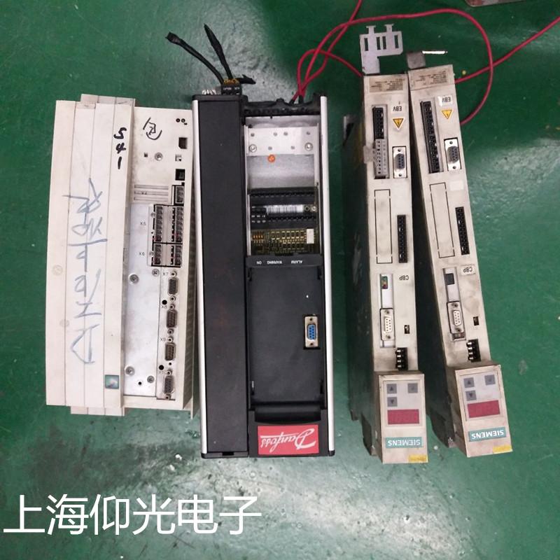 倫茨變頻器evs9325維修故障炸機 **檢測