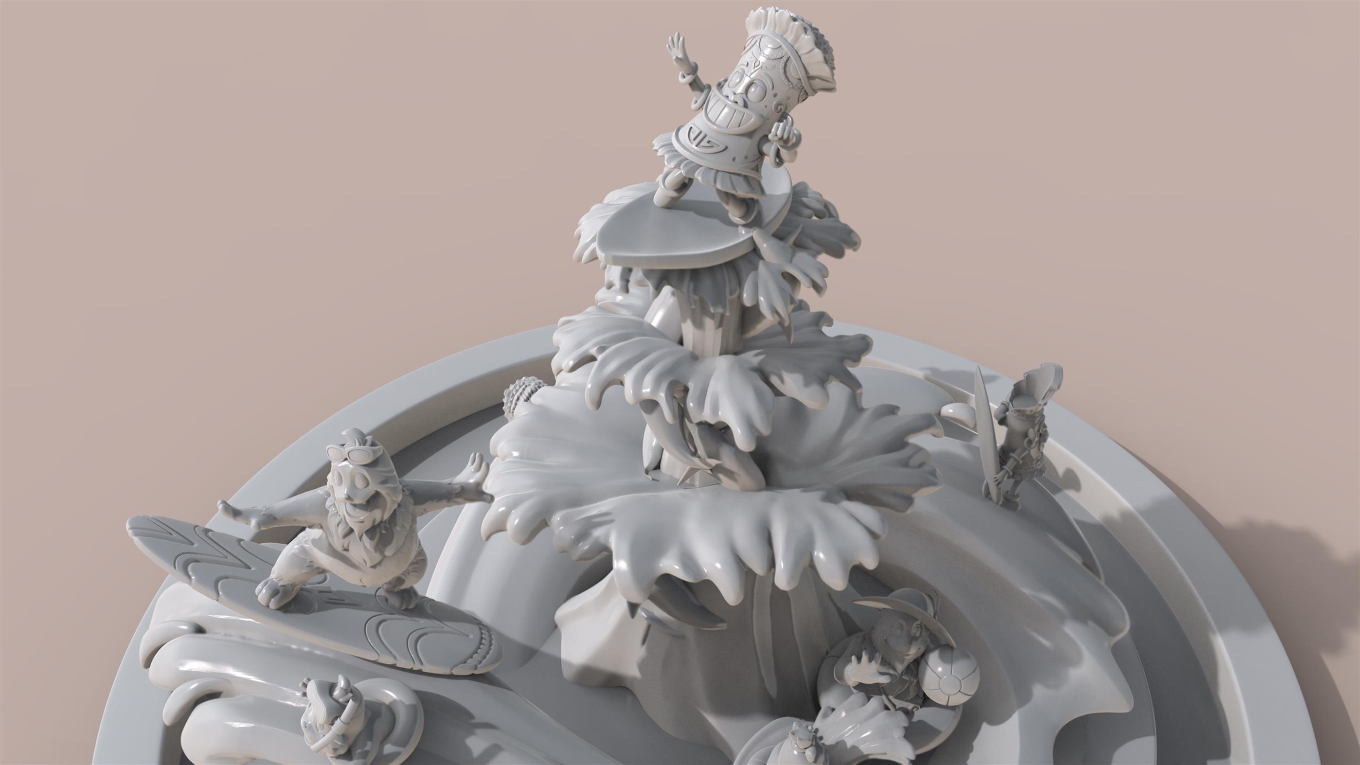 绍兴雕塑公司