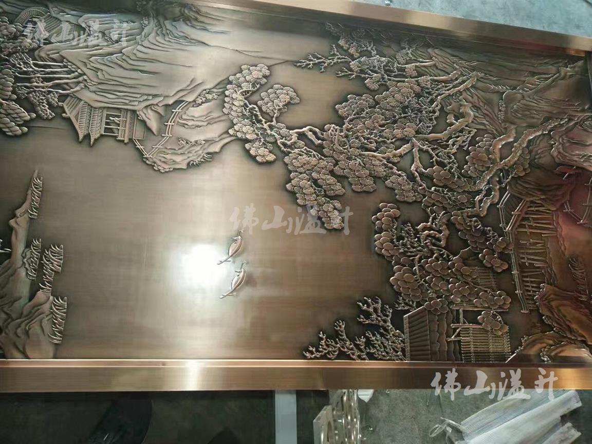 长沙青铜3D壁画电话