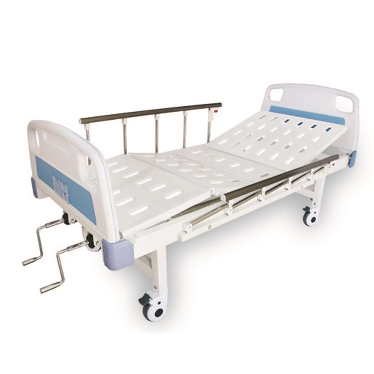 上海ABS床頭單搖病床報價 多功能護理床 點擊查看詳情