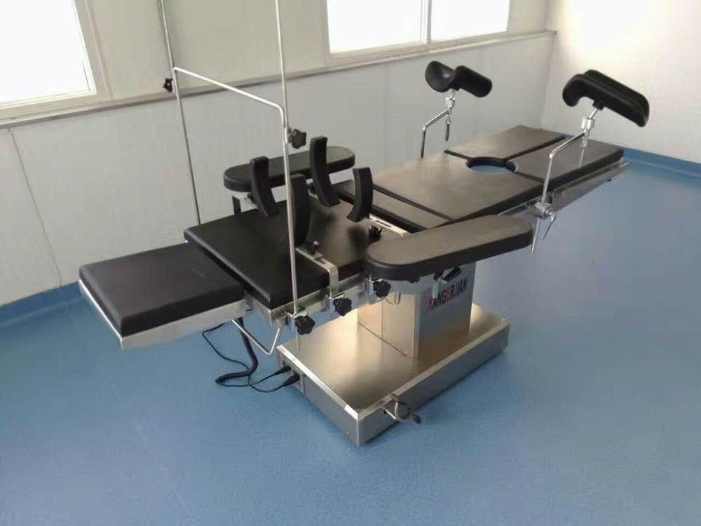 對于手術床使用行業的簡單介紹
