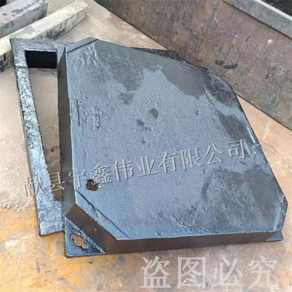 石家莊球墨鑄鐵井蓋|雙層井蓋——井蓋廠家