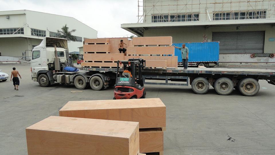 合肥越南货运物流收费标准
